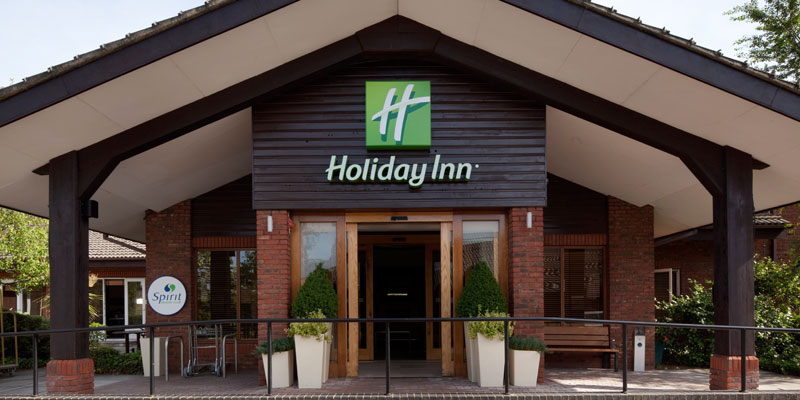 holiday inn guildford exterior