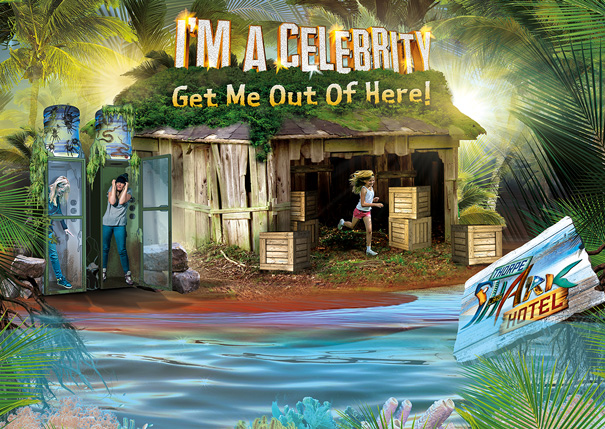 I'm A Celebrity... Get Me Out of Here! Maze