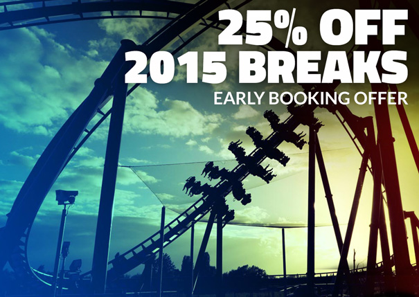 Early Booking Offer 2015