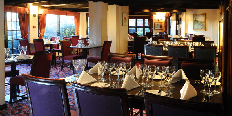 thatchers hotel restaurant