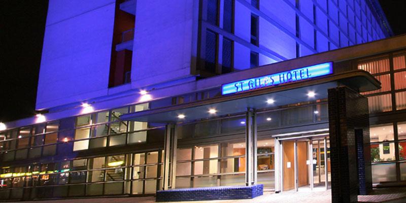 Hotels Near St Giles London